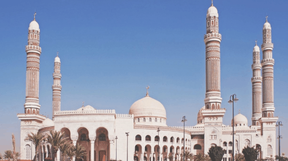 Masjid Terindah Dengan Umur Tertua di Dunia