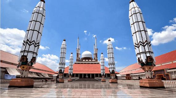 Masjid Agung Semarang, Jawa Tengah