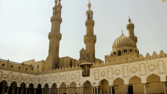 Masjid Termegah Dan Paling Eksotis Di Afrika