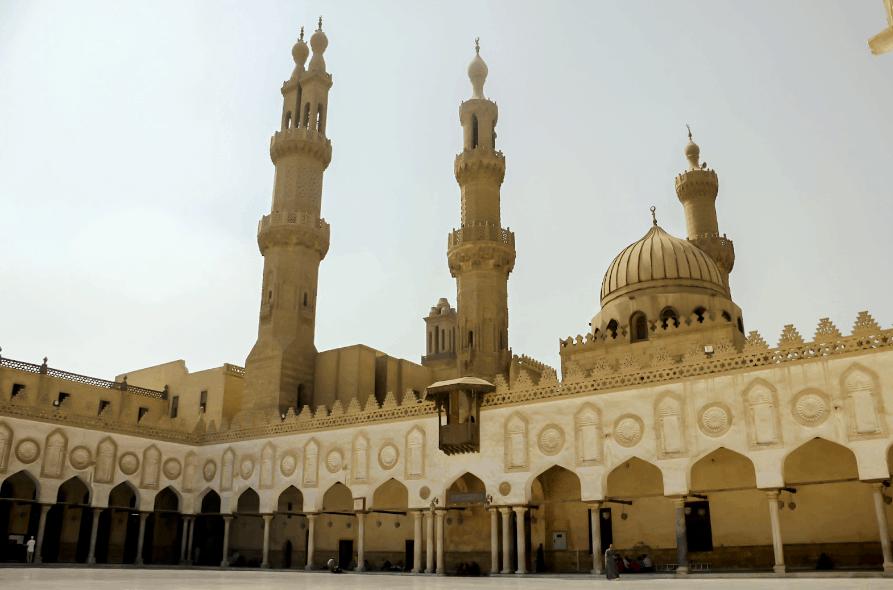 Masjid Al-Azhar Kairo