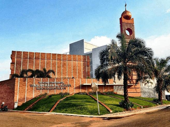 8800 Koleksi Desain Halaman Masjid Terbaru