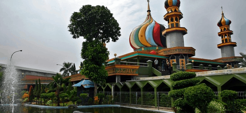 Masjid Al Fuqron, Tangerang