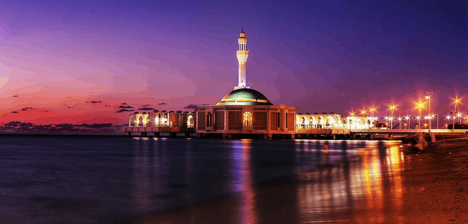 Masjid Ar-Rahma, Jeddah Arab Saudi