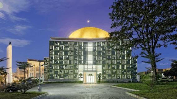 Masjid dengan Arsitektur Indah di Indonesia