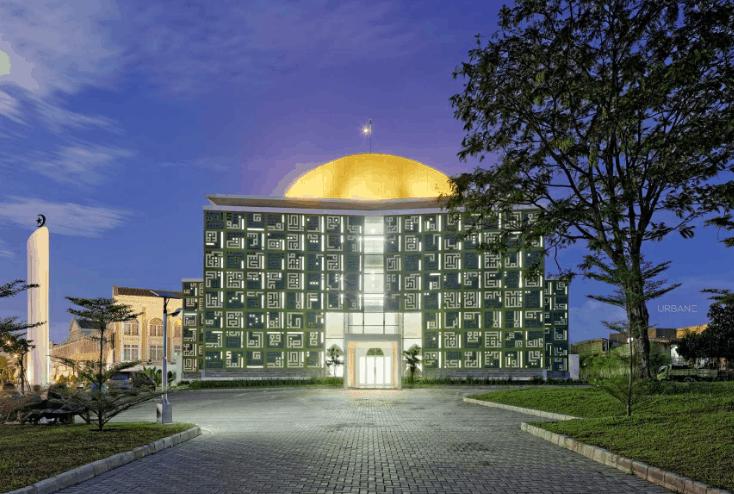Masjid Asmaul Husna Summarecon Serpong