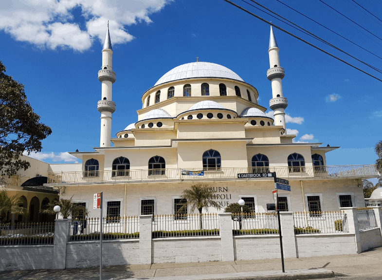 Masjid Auburn Gallipoli, Sidney