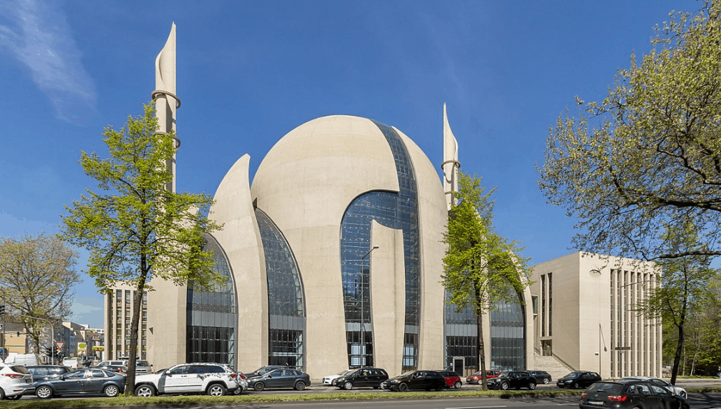 Masjid Cologne Central, Jerman