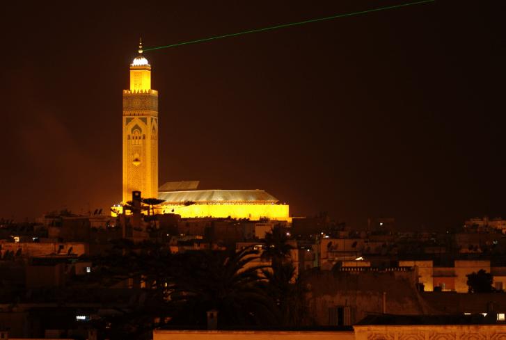 Masjid Hassan II 2