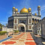 Masjid Dengan Kubah Emas Termegah Didunia