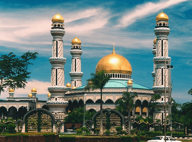 Masjid Jame' Asr Hassanil Bolkiah