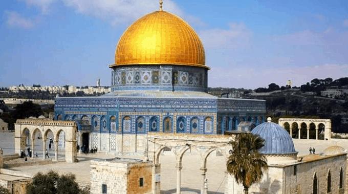 Masjid Kubah Emas Yerusalem