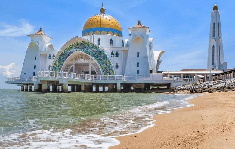 Masjid Melaka, Malaysia