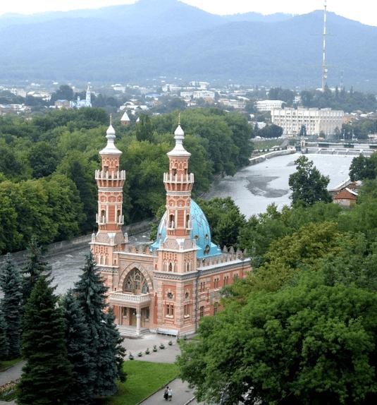 Masjid Mukhtarov
