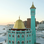 Kemegahan dan Keindahan Masjid di Rusia