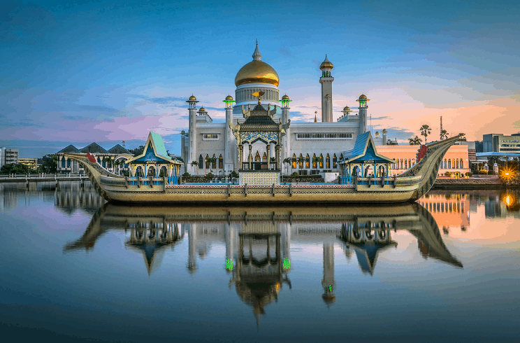Masjid Omar Ali Saifuddin