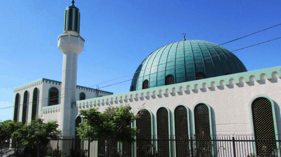 Masjid di Kota Los Angeles yang Megah