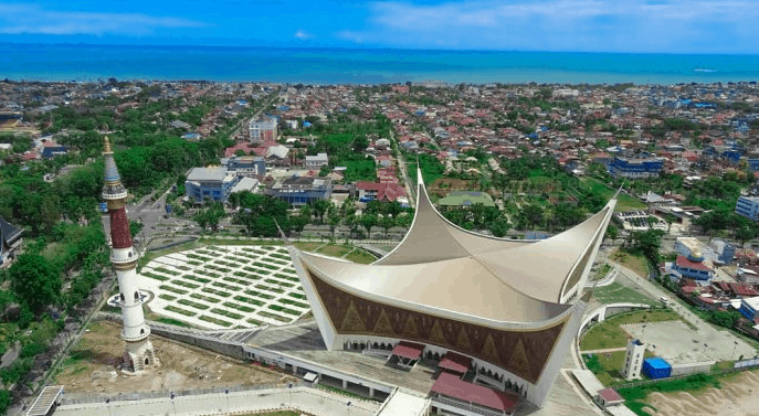 Masjid Raya Sumatera Barat1