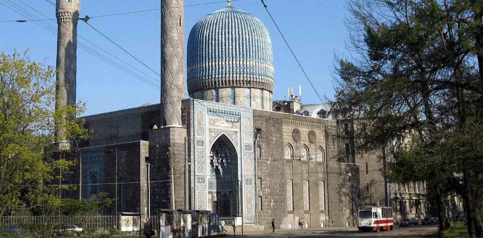 Masjid Saint-Petersburg