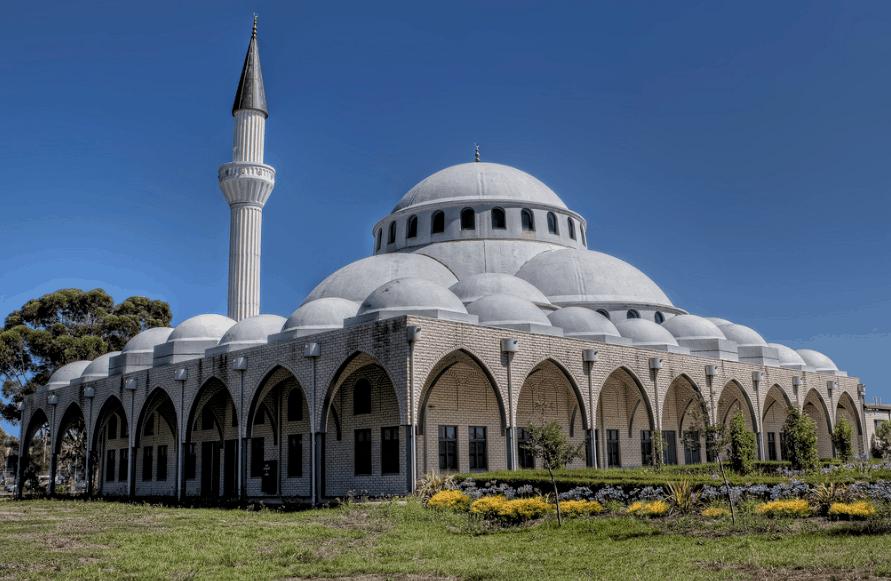 Masjid Sunshine, Victoria