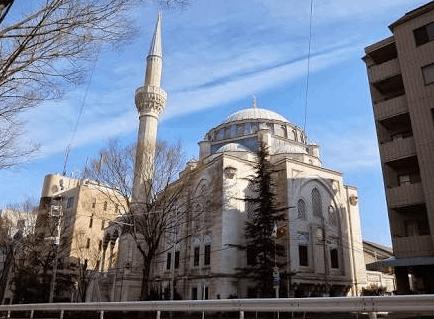 Masjid Tokyo