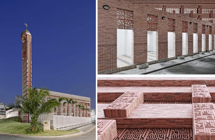 interior Masjid Al Azhar Summarecon Bekasi