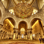 Masjid Sheikh Zayed, Uni Emirat Arab