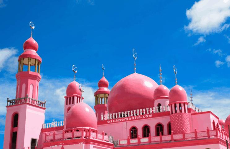kubah masjid dimaukom