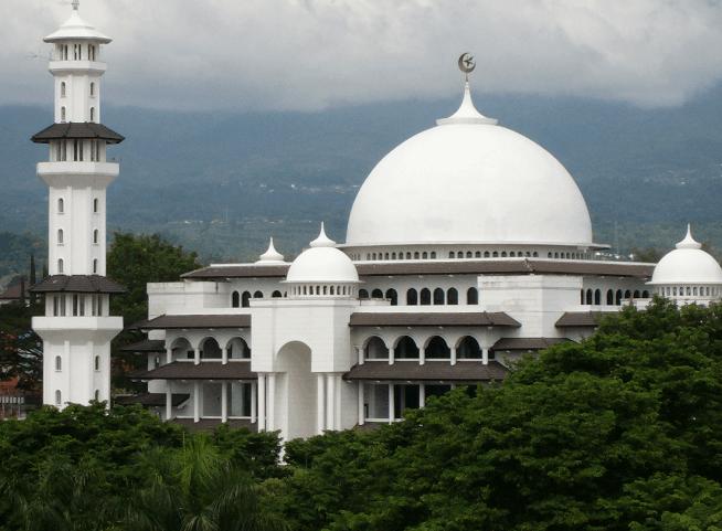 kubah masjid umm