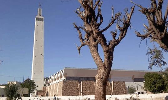 Masjid Indonesia Ada di Maroko