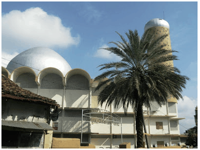 Masjid Agung Kolombo