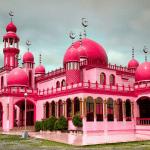 Masjid Pink Dimaukom Filipina