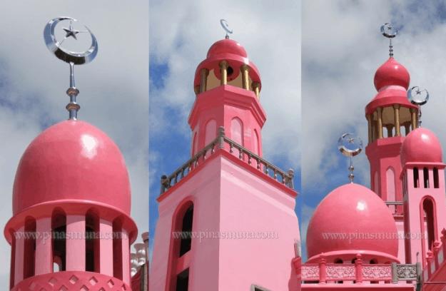 menara masjid dimaukom