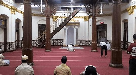 mihrab masjid jami ul alfar