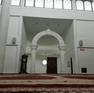 mimbar masjid umm