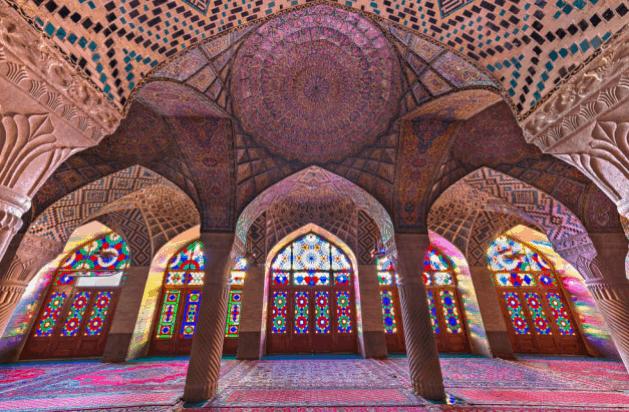 ornamen masjid pink2