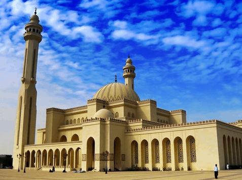 Masjid Agung Al Fateh Bahrain