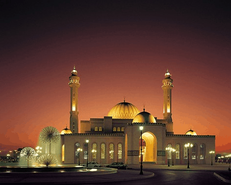 Masjid Agung Al Fateh Bahrain1