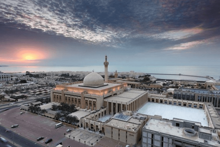 Masjid Agung Kuwait