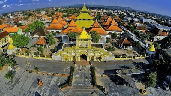 Arsitektur Masjid Agung Sumenep