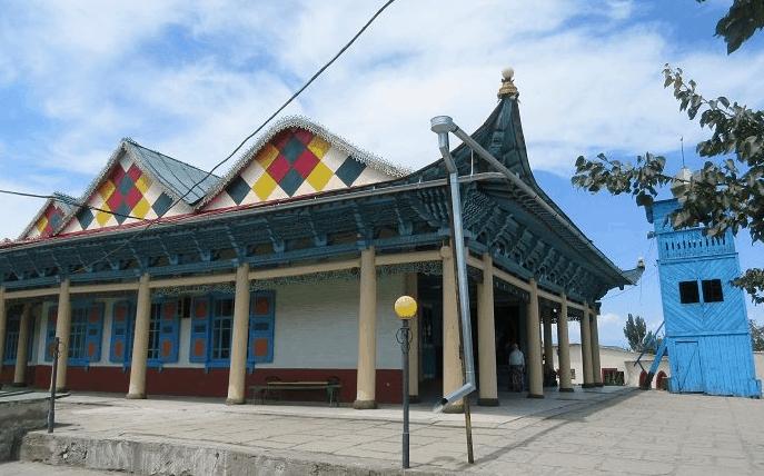 Masjid Dungan Kyrgyzstan