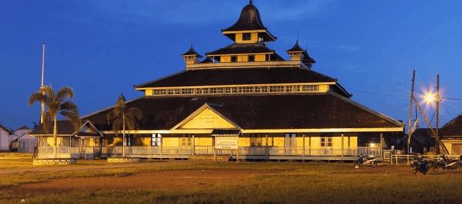 Masjid Jami Sultan Syarif Abdurrahman