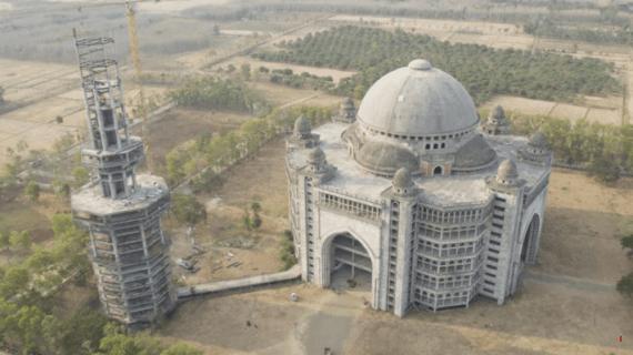 Masjid Rahmatan Lil Alamin Indramayu