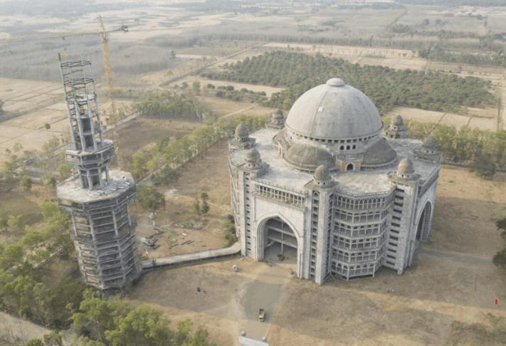 Masjid Rahmatan Lil Alamin Indramayu1