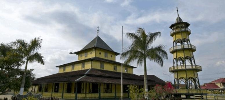 Masjid Shirothal Mustaqim Samarinda