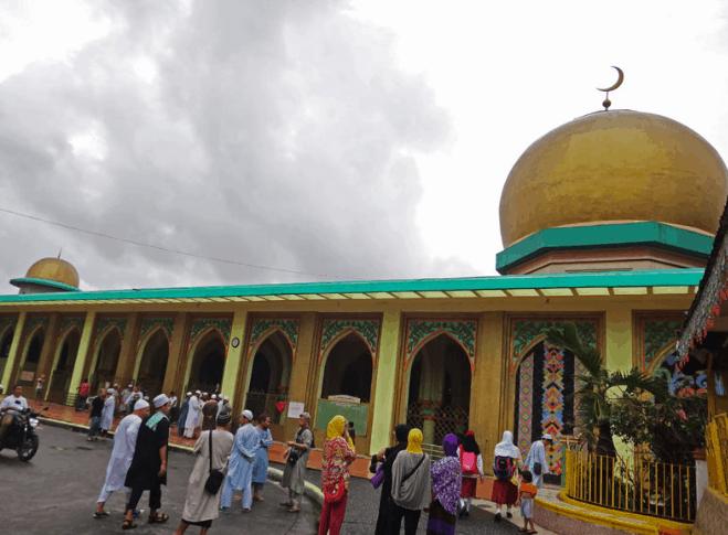 Masjid al dahab