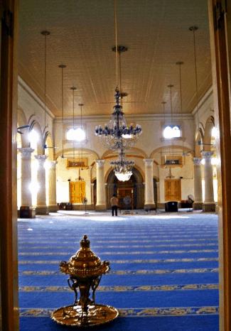 cawan Masjid Jami' Sultan Abu Bakar Johor Bahru