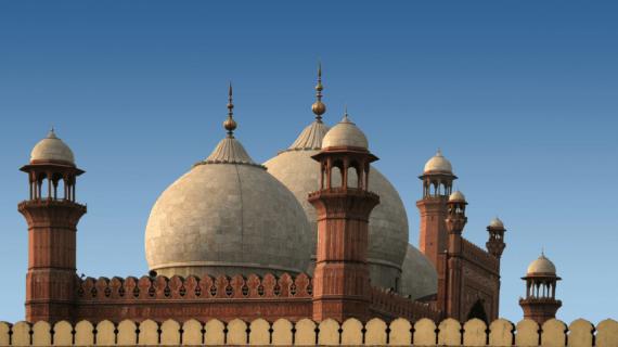 Masjid Badshahi Lahore, Sejarah dan Keindahan Arsitekturnya