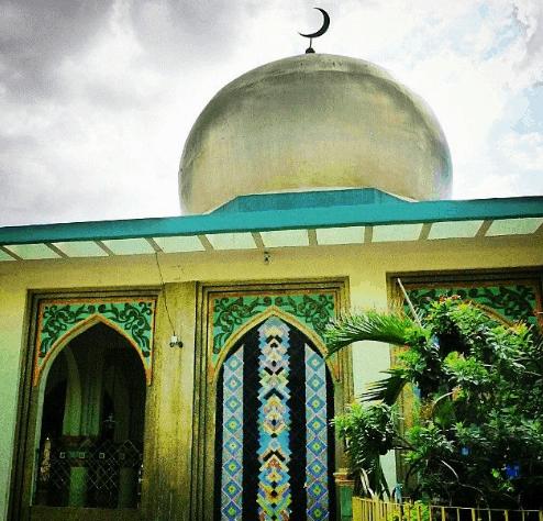 kubah masjid al dahab