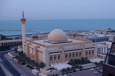 masjid agung kuwait2