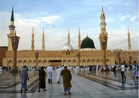masjid nabawi sekarang